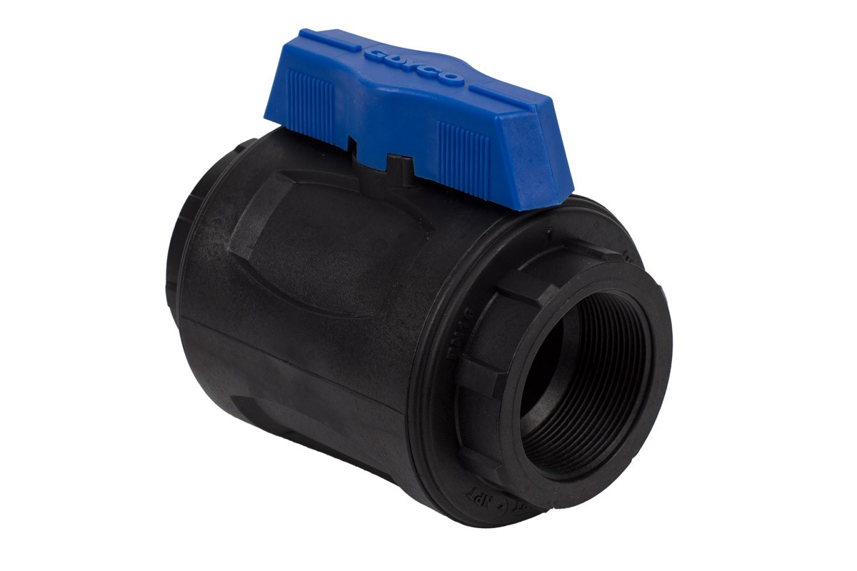 NORMA Ball Valve with female threads only