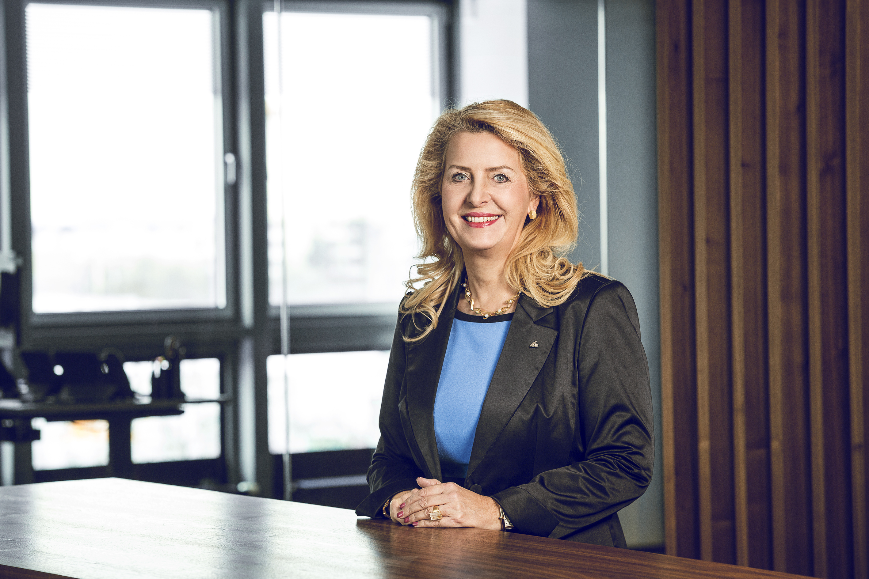 Annette Stieve will be the new CFO of NORMA Group.